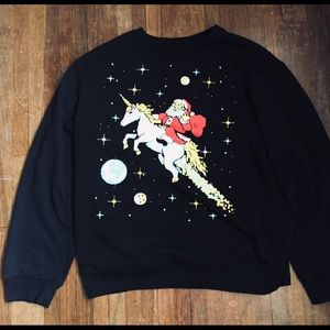 Women's Fifth Sun Ugly Unique Christmas Pullover